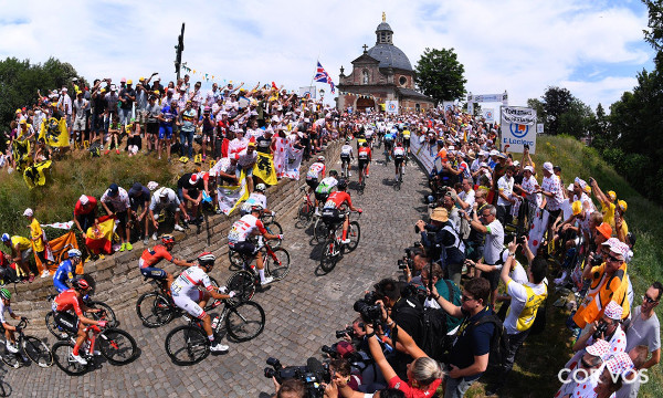 Tour de France 19 - Etapa 1 Bruselas