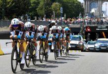 Contrarreloj por equipos - AG2R - Tour de Francia 2019
