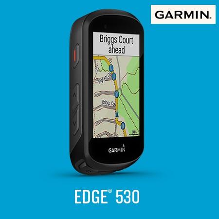 Ciclocomputador Garmin Edge 530