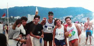 Triatlón Ixtapa 1989