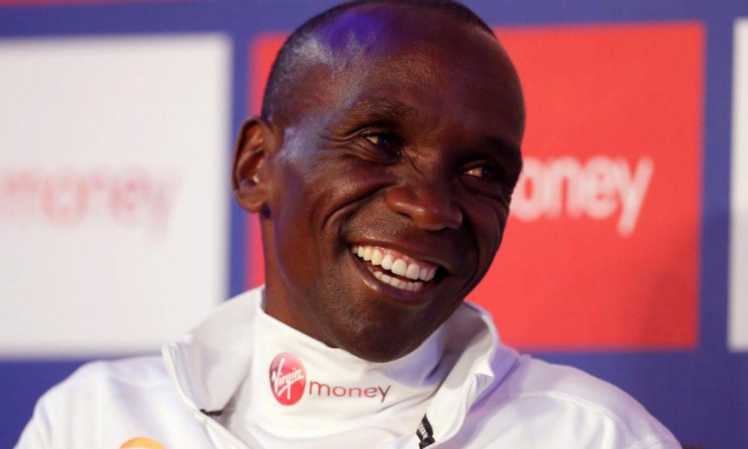 Eliud Kipchoge triunfa en el Maratón de Londres 2018