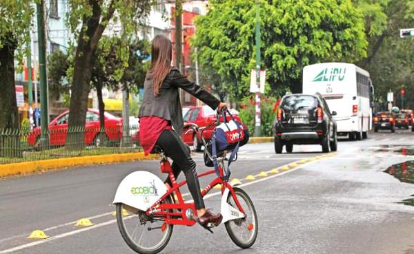Eco-bici Cd. de México