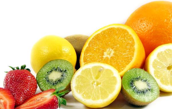 Frutas ricas en vitamina C