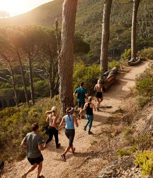 Entrena distancia en trail