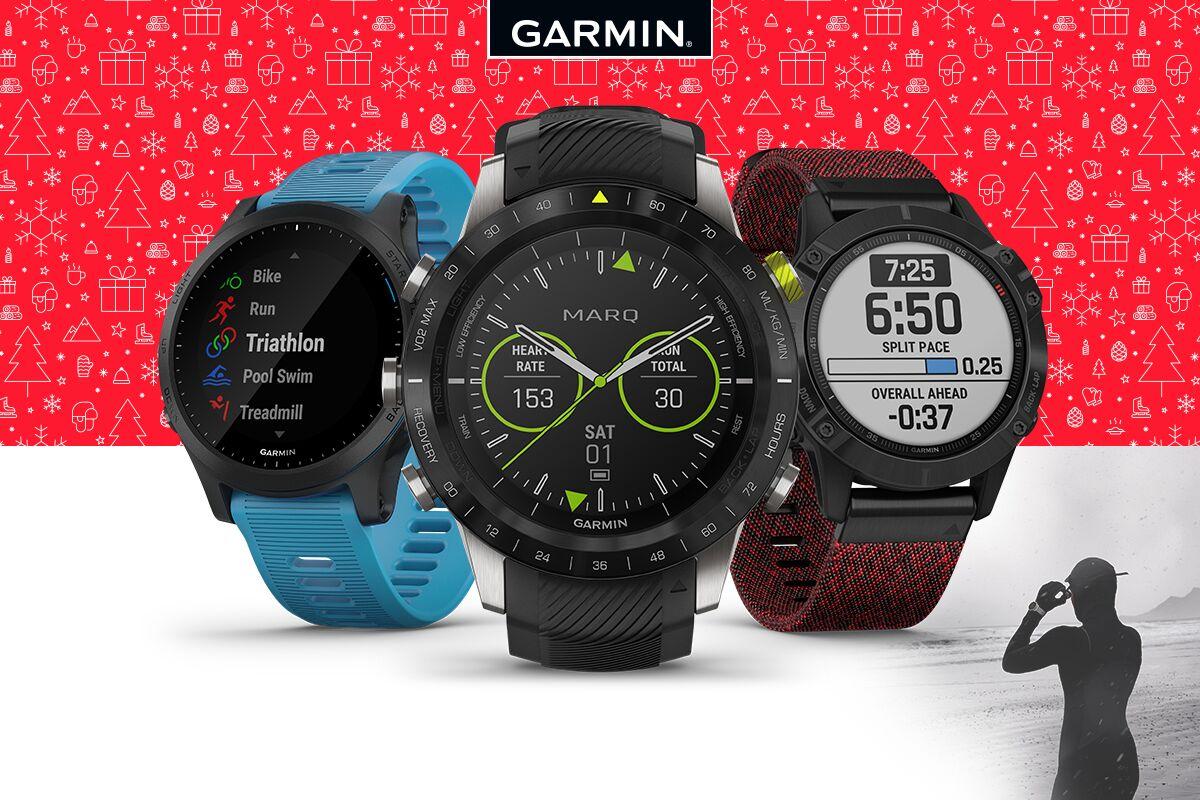 3-regalos-perfectos-par-triatleta-fenix-6-forerruner-945-marq-athlete