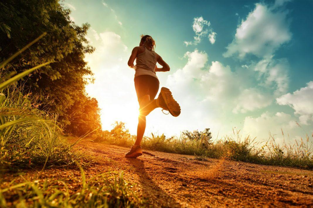Corriendo sola