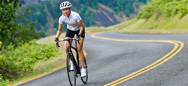 Entrena ciclismo