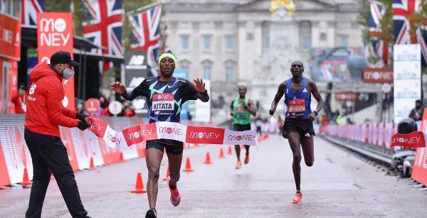 Shura Kitata Maratón Londres 2020