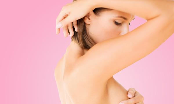 Auto exploración mamaria